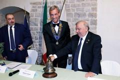 Il cardiologo Michele Cannone nuovo presidente del Rotary Club Andria Castelli Svevi