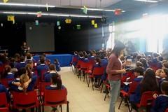 """Gli alunni dell'I.C. """"Jannuzzi-Di Donna"""" scrivono a Babbo Natale"""