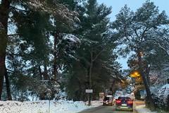 Situazione meteo: vento e neve anche per questo inizio di settimana