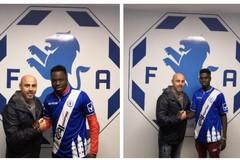 Calciomercato, tris di under per la Fidelis Andria: ecco Langone, Sambou e Sevcik