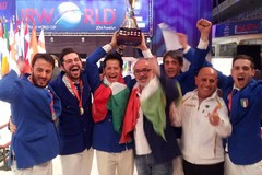 Parrucchieri andriesi protagonisti dell'OMC Hair World Cup