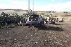 Cimitero di auto rubate delle province di Bari, Bat, Taranto e Foggia scoperto nella diga di Capacciotti