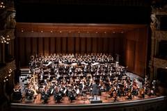 A Castel del Monte un concerto dell'orchestra sinfonica del Teatro Petruzzelli