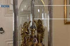 Diocesi di Andria: osservata una variazione cromatica della Sacra Spina