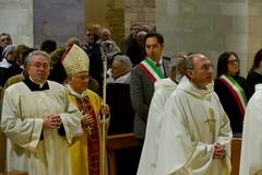 Gli auguri di mons. Luigi Mansi alla comunità diocesana per le festività natalizie
