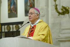 Mercoledì delle Ceneri: l'omelia del Vescovo Mansi tenuta nella chiesa cattedrale