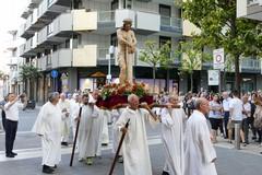 Messa solenne in onore del SS. Salvatore nella chiesa dell'Immacolata di Andria