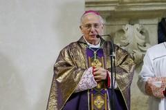 Celebrazione 3° anniversario dell'ordinazione episcopale del Vescovo di Andria Mons. Mansi