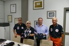 Una maglietta speciale per il Nucleo Volontariato Città di Andria