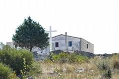 Bitumazione della strada per la masseria San Vittore