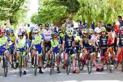 """Il Borgo Montegrosso invaso da ciclisti per l'11° memorial """"Giorgia Lomuscio"""""""