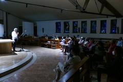 Una serata alla parrocchia San Luigi a Castel del Monte per parlare di Dante