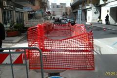Cedimento stradale in via Pisani: a breve la completa riapertura viaria