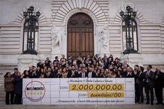 I parlamentari M5S hanno restituito 2 mln di euro, destinati alla Protezione civile