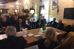 Il sottosegretario Pesce in visita ad Andria ad un frantoio ed all'azienda Spagnoletti