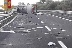 Incidente sulla A14, intervento della Polizia Stradale