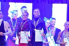 Due andriesi campioni italiani di Danza Sportiva