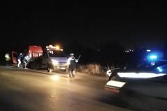 Impegnativo soccorso di un automobilista in panne da parte della Polizia Locale