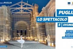 """""""Puglia, lo spettacolo è ovunque"""", campagna di comunicazione di Pugliapromozione"""