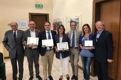 Imprese storiche della Camera di Commercio di Bari: premiate tre aziende di Andria