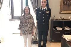 Sicurezza ed ordine pubblico nella Bat, incontro con il generale Nistri