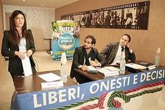 Primarie Fratelli d'Italia - Alleanza Nazionale: la Bat ha eletto 18 delegati