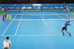Tennis Atp Andria, Berankis si ferma agli ottavi