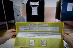 Referendum No-Triv, quorum non raggiunto: solo il 32,15% al voto