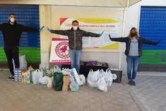 Nuova Andria Calcio, raccolta alimentare per i bisognosi nelle parrocchie