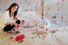 Ricarda Guantario espone alla Biennale di Milano, a Venezia e ad ArtePadova