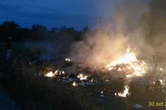 Abbandono e roghi notturni di rifiuti: ad Andria arrivano le fototrappole ad infrarossi