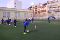 Riprendono le attività della Nuova Andria Calcio con allenamenti individuali