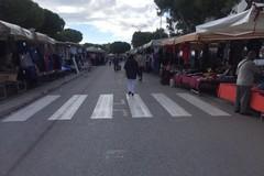 Lavori per l'interramento ferroviario: il mercato settimanale trasloca da via Buozzi
