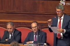 Il sen. Ruggiero Quarto interviene al Senato ricordando il disastro ferroviario