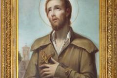 Nel 1771 giunse ad Andria S. Benedetto Giuseppe Labre: un suo quadro nel Santuario della Madonna dei Miracoli