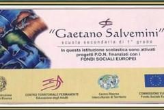 """Gli alunni della """"Gaetano Salvemini"""" a Gallipoli per """"Vela scuola"""""""