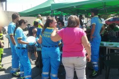 Sciame sismico in Molise: con le Misericordie aperto un secondo campo di accoglienza a Larino