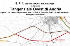 Tangenziale ovest, vertice in regione tra Giorgino e Giannini