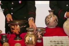 Ad Andria reperti archeologici sequestrati dai Carabinieri: piccolo tesoro dal valore inestimabile