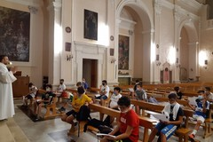 Comincia il nuovo anno formativo per la comunità del Seminario Vescovile di Andria
