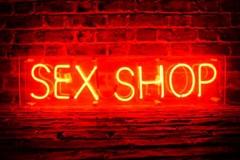 Un sexy shop in un condominio, si può?.......bè sì!