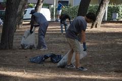 """""""Puliamo la pineta"""", un'iniziativa all'insegna del senso civico"""