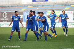 """La Fidelis Andria saluta il """"Degli Ulivi"""" con un emozionante 3-3 contro il Cosenza"""