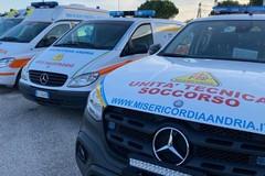 Operativa l'unità interventi speciali covid 19 della Misericordia di Andria