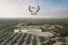 Il progetto per il nuovo Ospedale di Andria, insignito della Menzione d'Onore al The Plan Award 2021