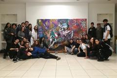"""Giunge al termine la """"Street Art Gallery"""" nel centro commerciale Mongolfiera: 48 classi coinvolte, 12 le opere realizzate"""