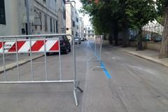 Publiparking: divieti al traffico su alcune vie cittadine per rifacimento segnaletica orizzontale