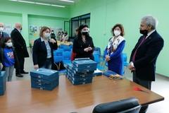«I tablet donati dal Rotary, importante segnale di attenzione verso l'istruzione e la formazione»