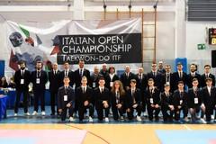 Taekwondo, la Bat protagonista all'italian Open Championship