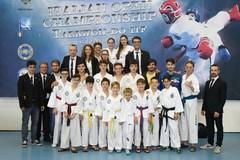 Taekwondo, le squadre della Bat protagoniste ai campionati italiani di Velletri